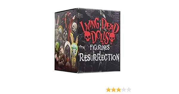 Living Dead Dolls 2 inch Figurine Blind Boxed Resurrection Series 1