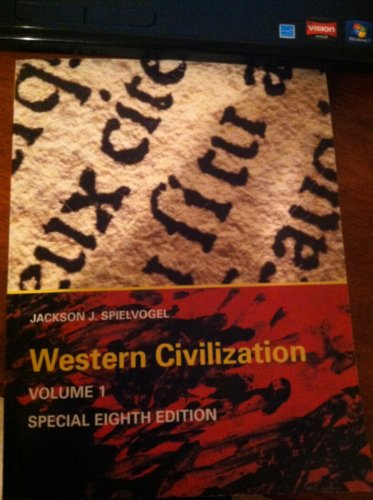 Western Civilization Volume 1 with Online Course Reader (Special 8th Edition)