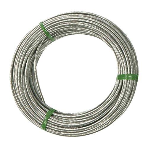 Cable acero universal di/ámetro 1.5/mm cortadora Motoculture embrague Poignee butee velo Cyclo moto Gas tornillo