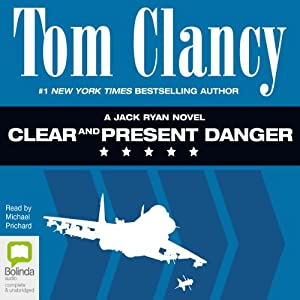 Clear and Present Danger Audiobook