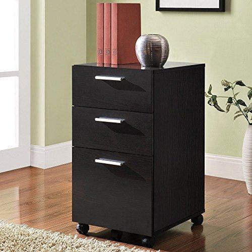 Altra Princeton Mobile File Cabinet, Espresso From Altra Furniture. Fail  Unnatural Reviews Detected