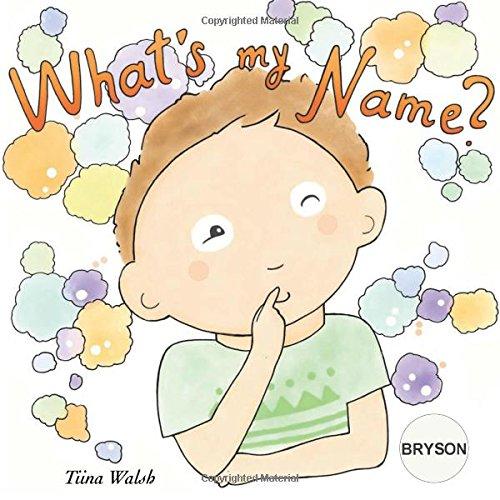 Download What's my name? BRYSON pdf