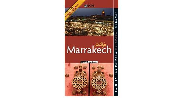 Amazon.com: Marrakech (Spanish Edition) eBook: Ecos Travel ...