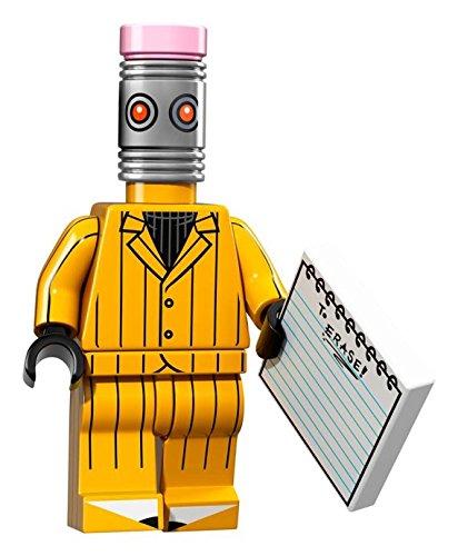 LEGO Batman Movie Eraser Minifigure