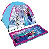 Disney Frozen Discovery Camp Set, Includes Tent & Sleeping Bag Review