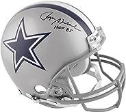 Dallas Cowboys Roger Staubach Autographed Hall of Fame Pro Helmet - Fanatics Authentic Certified - Autographed