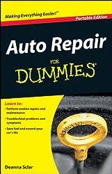 Auto Repair for Dummies: Portable Edition