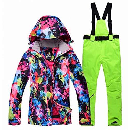 en pantalon air ou jiakenvde et color2 plein ski femme vent veste de suit imperm able coupe. Black Bedroom Furniture Sets. Home Design Ideas