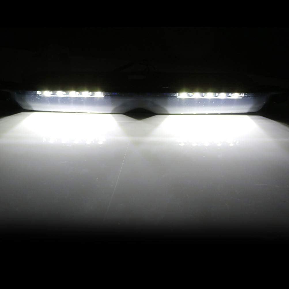 LED Third 3rd Brake Light Waterproof Third Brake Light Cargo Light Black Housing Smoke Lens Perfect replacement for 99-06 GMC Sierra 1500//2500// 3500 01-06 GMC Sierra 1500//2500// 3500 HD