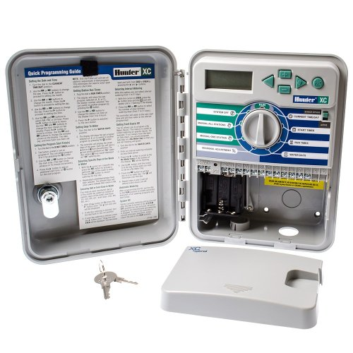 (Hunter 12 Station XC-Hybrid Sprinkler System Controller XCH-1200)