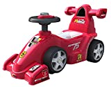 EZ' PLAYMATES BABY RIDE ON FORMULA CAR RED
