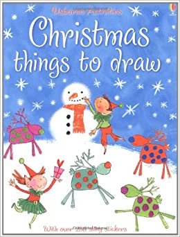 Christmas Things to Draw (Usborne How to Draw)