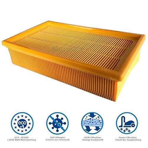Sacs et filtres pour aspirateur 10-150 sacs pour Aspirateur pour KARCHER série nt25/1 et nt35/1 Articles d'électroménager NT 25/1 NT 35/1