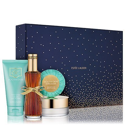 Estee Lauder Youth Dew edp Powder and Body Lotion Gift Set Estee Lauder Youth Dew Edp Spray