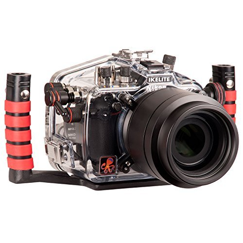 Navitech Waterproof Underwater Housing Camera Dry Bag Case Compatible with The Canon EOS 6D Camera
