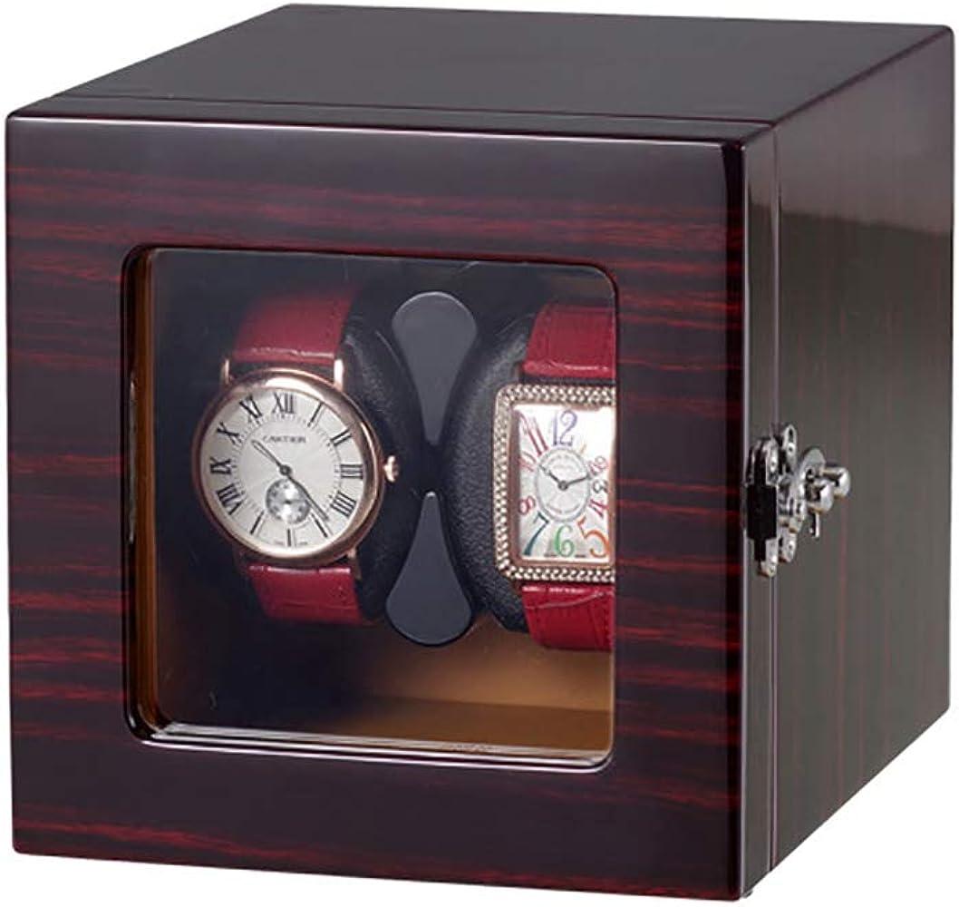 Caja Relojes Automaticos Silencioso Cajas Giratorias para Reloje ...