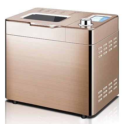 LJ-MBJ Acero Inoxidable Maquina para Hacer Pan, Ajuste Libre de Gluten Automático Maquina