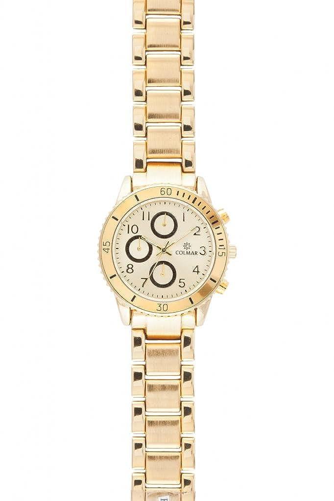 Colmar analógico-1683 Reloj unisex de pulsera analógico-: Amazon.es: Relojes