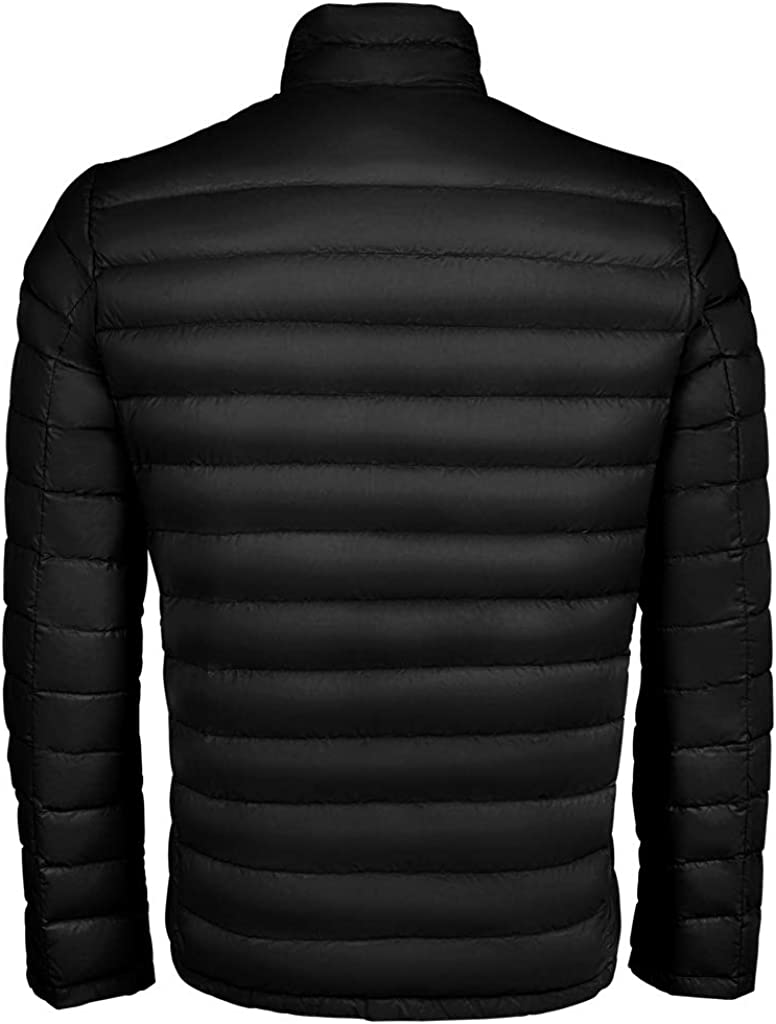 SOL/'S Womens Long Sleeve Ride Padded Warm Jacket