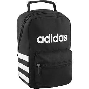 7003fef6dfd Amazon.com : adidas Excel Lunch Bag, Black, One Size : Clothing