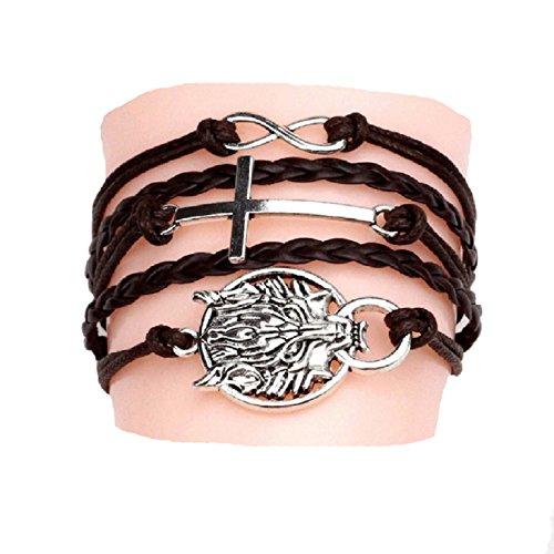 Handcuff Chain Bracelet - 7