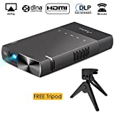 Best iPhone Projectors - IPhone DLP Mini Projector, ELEPHAS High Brightness Pico Review