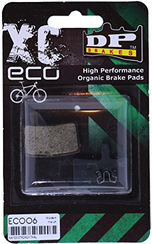 DP Brakes - XC ECO Organic Disc Brake Pads for Hayes Stroker Trail Brake Systems