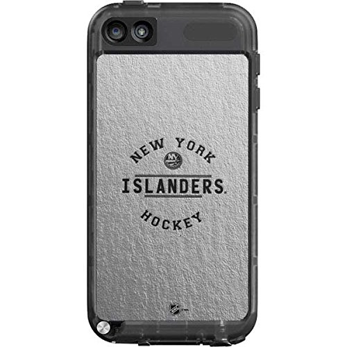 New York Islanders Ipod Skin (NHL New York Islanders LifeProof fre iPod Touch 5th Gen Skin - New York Islanders Black Text)