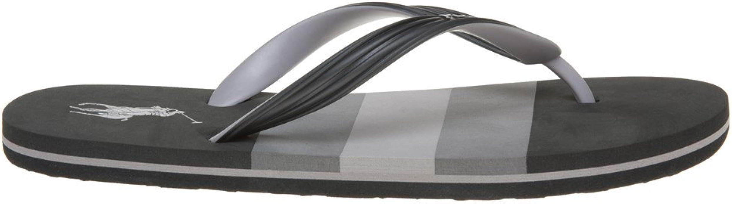 Polo Ralph Chanclas XZA5I-BLA: Amazon.es: Zapatos y complementos