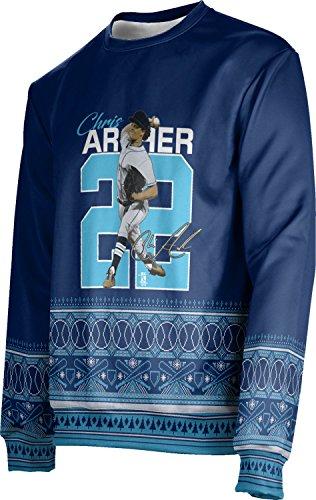 ProSphere Chris Archer Tampa Bay 22 Unisex Sweater - Homerun FE691 (Small)