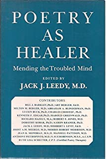 Amazon poetry therapy interface of the arts and psychology poetry as healer mending the troubled mind fandeluxe Choice Image