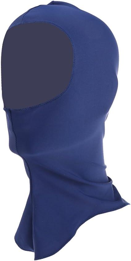 UV Sun Protection Surfing Snorkeling Swim Cap Sunblock Face Mask Rash Guard