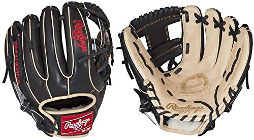 Rawlings Pro Preferred Baseball Glove, Narrow Fit Pattern, Regular, Pro I Web, 11-1/2 ()