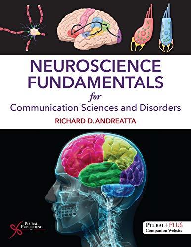 Communication Fundamentals - Neuroscience Fundamentals for Communication Sciences and Disorders