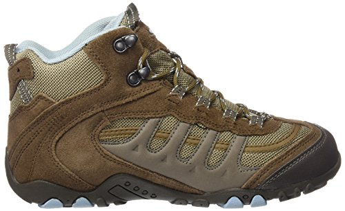 Boots Brown Tec Women Waterproof Mid Hiking Blue Penrith Light Brown Hi ZH68qwY8