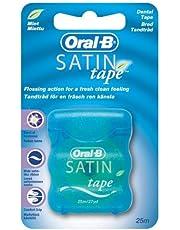 Oral-B Satin Mint Dental Floss, 25 m