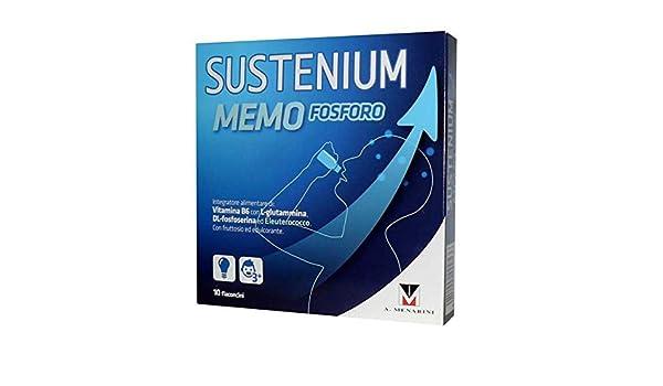Amazon.com: SUSTENIUM MEMO FOSFORO 10FL by Menarini: Health & Personal Care