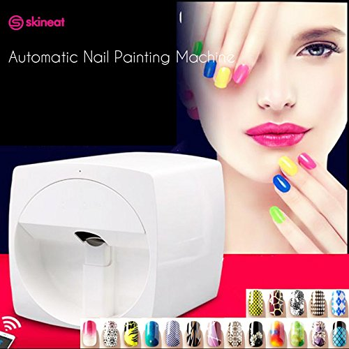 Amazon Com Automatic Nail Painting Machine Multifunction Portable