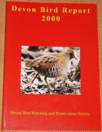 Devon Bird Report 2000