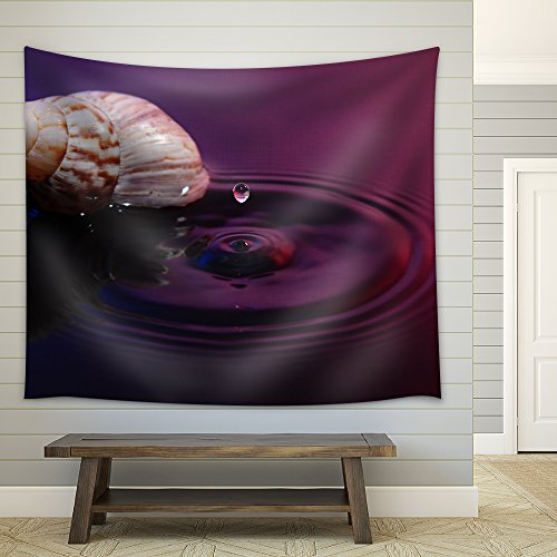 Serenity Fabric Wall Tapestry