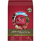 Purina ONE Smartblend Natural Dry Dog Food; Lamb & Rice Formula - 14 kg Bag