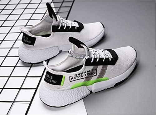 YZWD Zapatillas Spinning Hombre Zapatillas De Deporte Unisex Zapatos De Hombre Cubierta Superficie De Malla Transpirable Zapatillas De Deporte Deportivas Ocasionales 9.5 D: Amazon.es: Zapatos y complementos