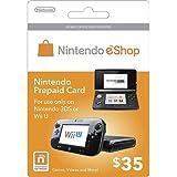 Nintendo eShop $35.00 Prepaid Card for 3DS or Wii U