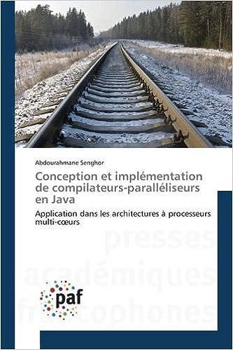 Livre gratuits Conception Et Implementation de Compilateurs-Paralleliseurs En Java epub pdf