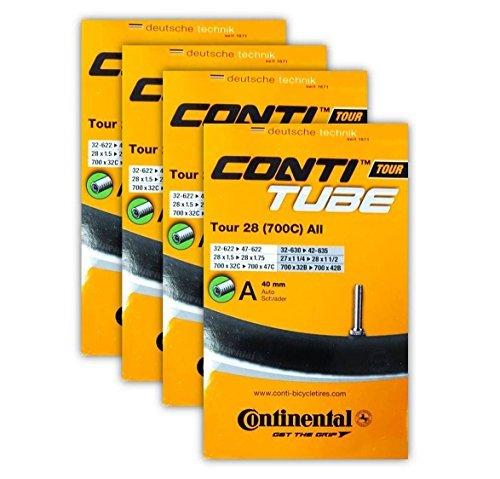 Continental Tour 28 700x32-47 40mm Schrader Valve - 4 - 32 Valve Schrader