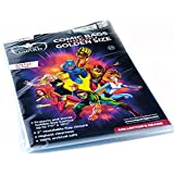 Ultimate Guard Comic Bags Resealable, 13, Golden, Size (100)