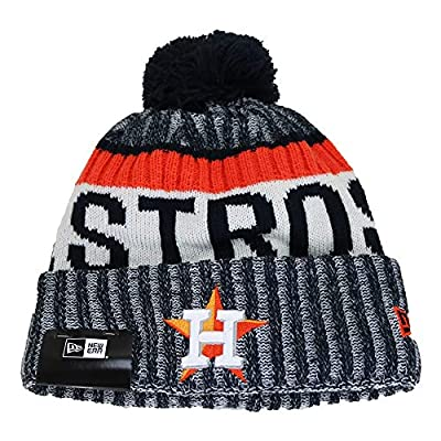 New Era Sport Knit Houston Astros Beanie
