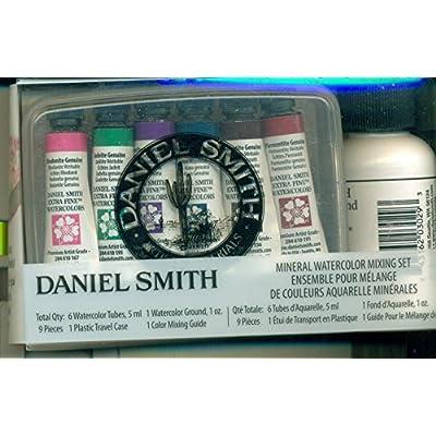Daniel Smith Mineral Watercolor Mixing Set