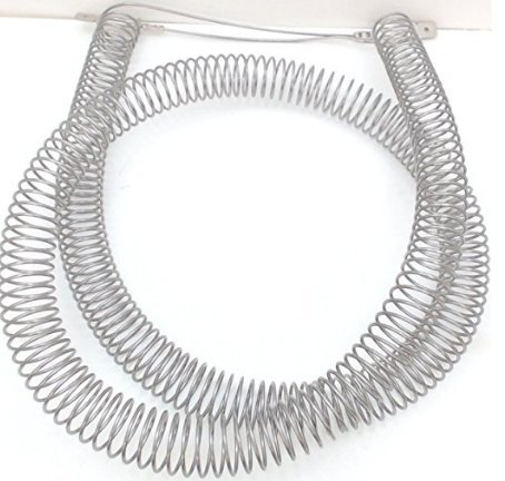 Restring Dryer Heating Element Coil for Frigidaire Electrolux GE Kenmore, Part # 5300622034 PS451032 AP2135128 AH451032 EA451032