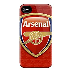 New Diy Design My Arsenal For Iphone 4/4s Cases Comfortable For Lovers And Friends For Christmas Gifts
